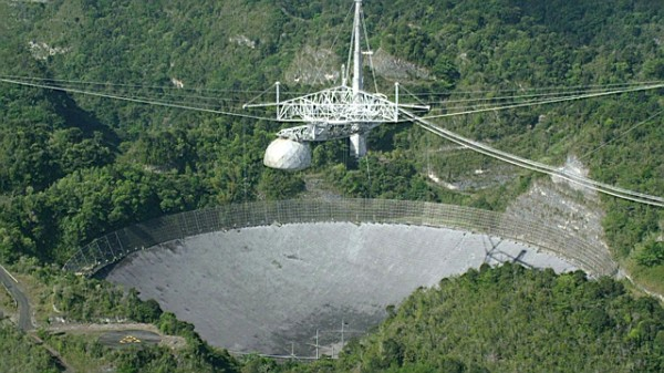 Arecibo Observatory Stock Footage