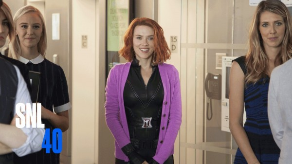SNL: Black Widow Trailer